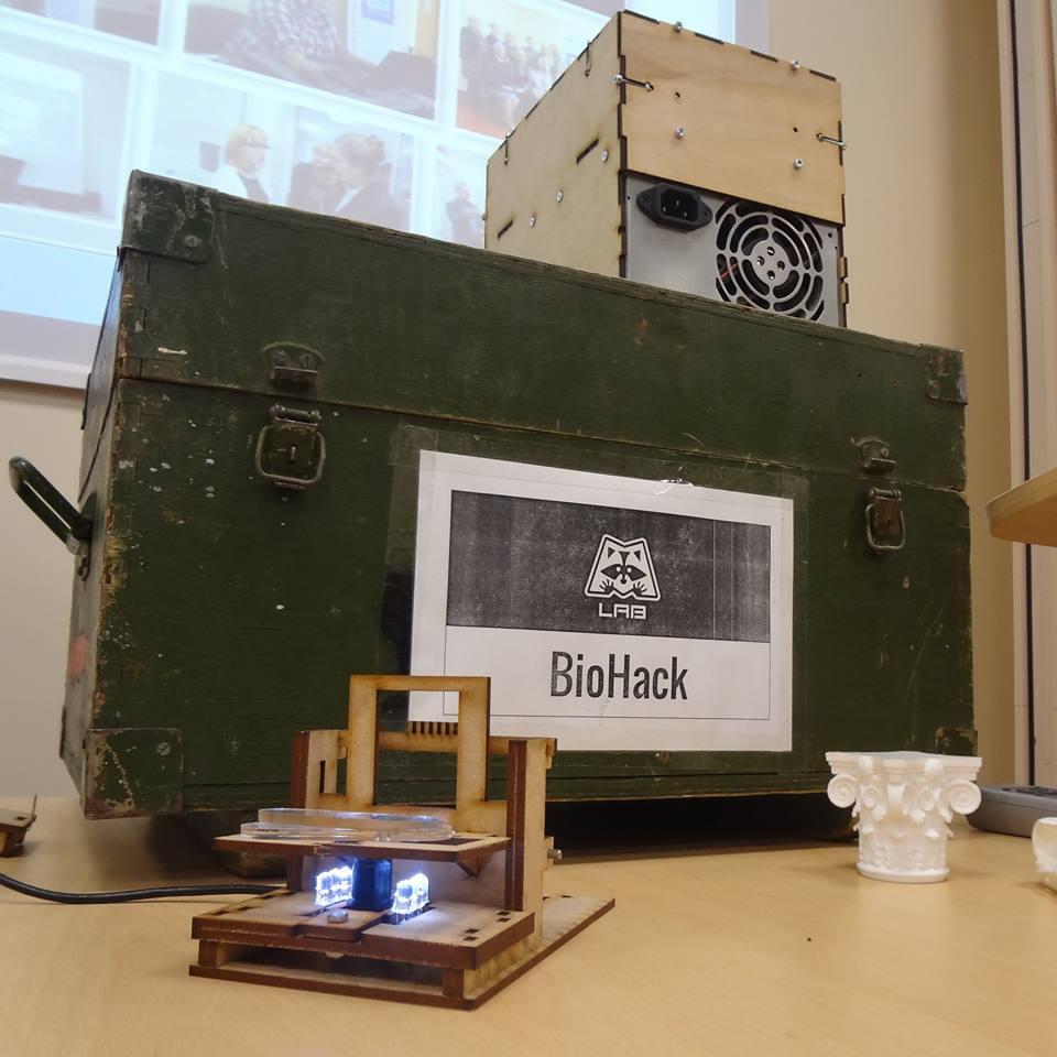 M-Lab BioHack
