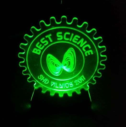SHDV17 Best Science